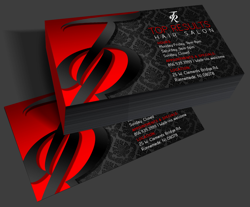 BUSINESS CARDS | Joe Grabowski Design